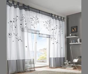 Как подобрать шторы вуаль