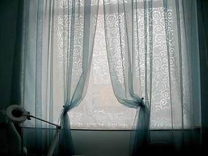 Декоративные шторы вуаль