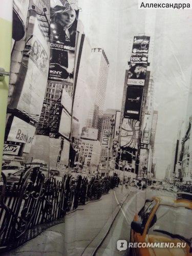Нью-Йоркская улочка