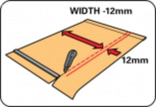 Обрезка рулонной шторы