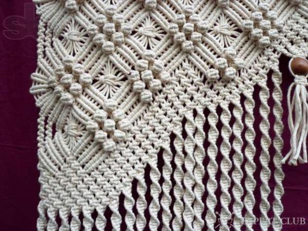 Один из способов плетения