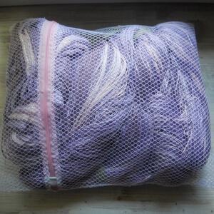 шторы нитки в стиральном мешке