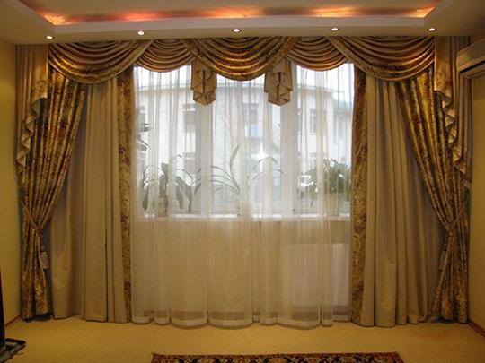 Пошить красивые шторы - настоящее искусство