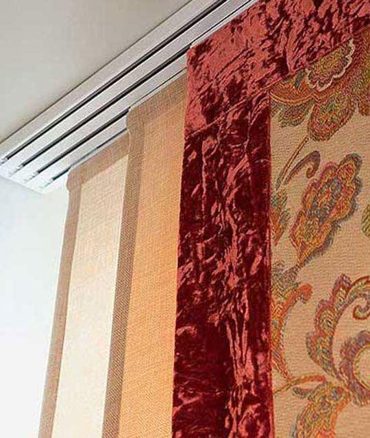 Японские панели на липучках фото