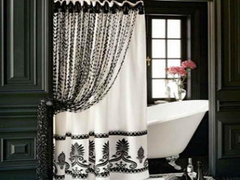 Ванная в античном стиле дизайн