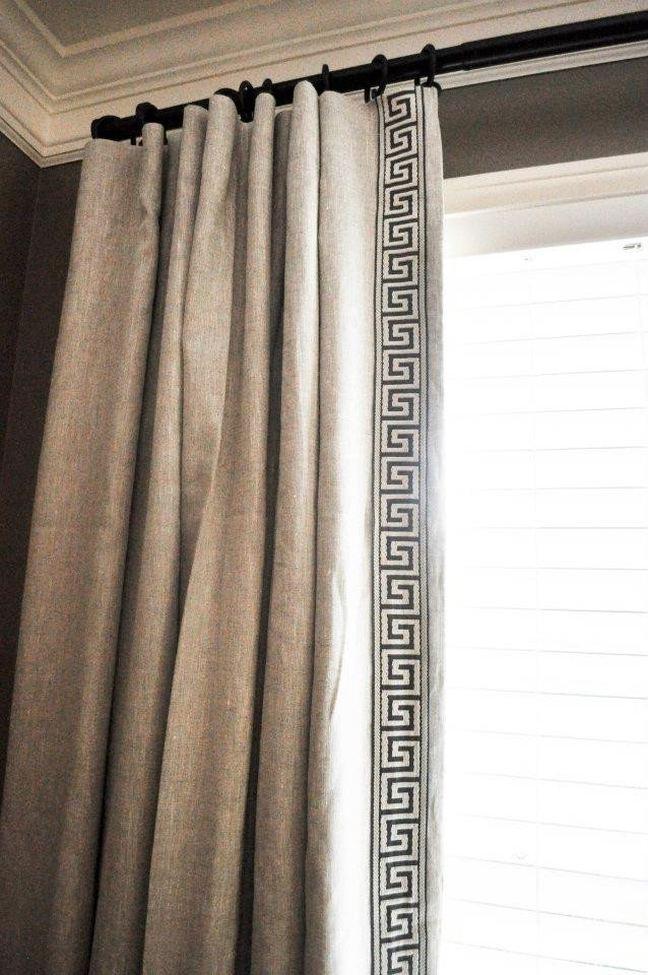 Богатые древнеримские шторы
