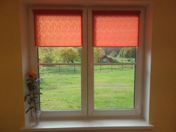 Как собрать рулонные шторы: инструкция, порядок действий