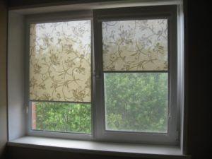 скотч шторы