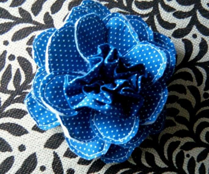 цветок для занавесок