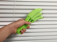 Как правильно мыть жалюзи. Методика стирки для каждого вида