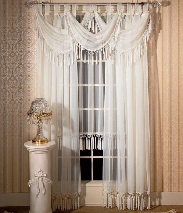 Красивые шторы в гостиную