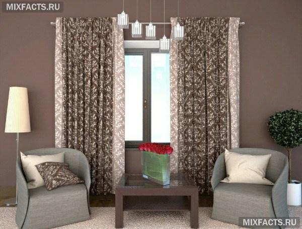 Как выбрать светонепроницаемые шторы - виды штор блэкаут для спальни, гостиной, кухни
