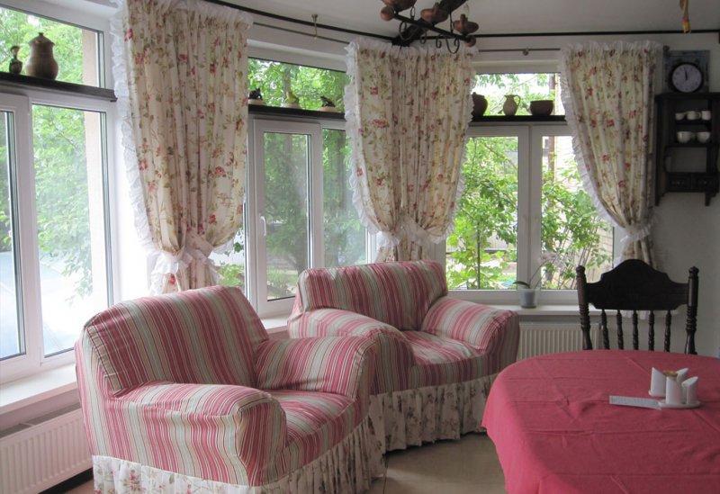 Стили штор - 70 фото лучших идей оформления штор в различных стилях
