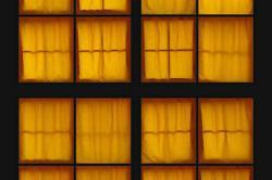 Использование занавесок для каждого отдельного участка окна в качестве штор