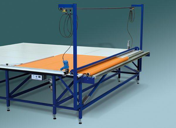 Оборудование для производства рулонных штор
