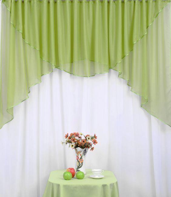 Арочные шторы для кухни: советы по выбору и рекомендации по пошиву своими руками