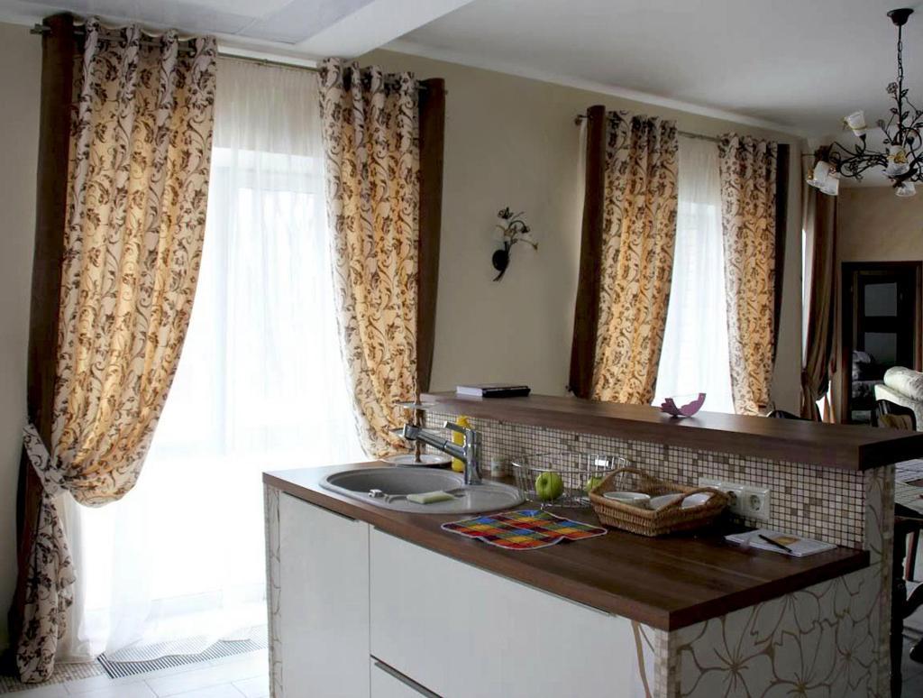 шторы из ткани Espocada