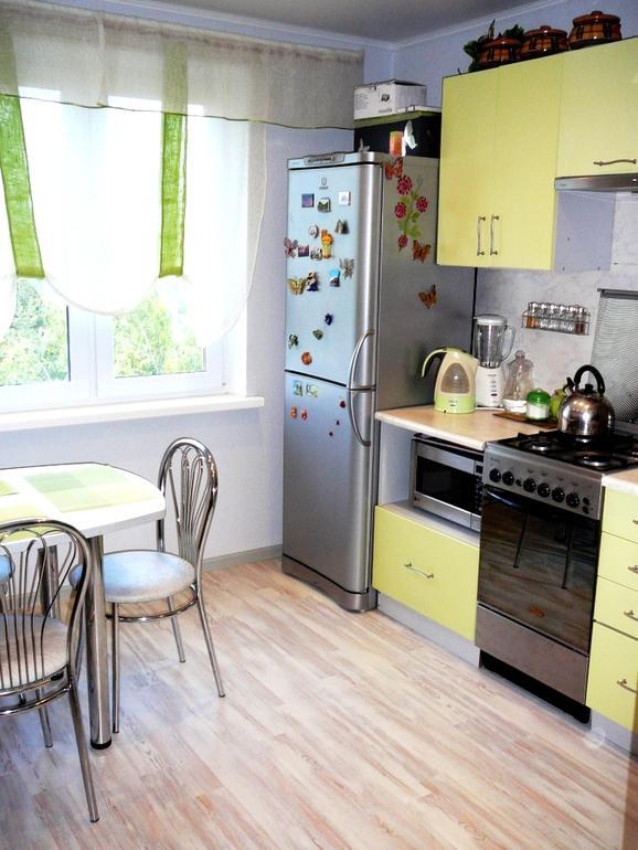 Помогите определиться со шторами в кухню