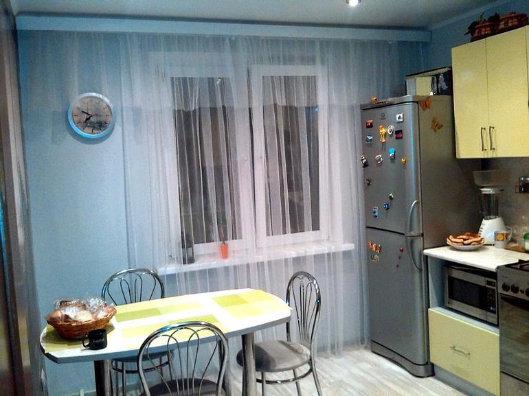 Шторы в кухню...