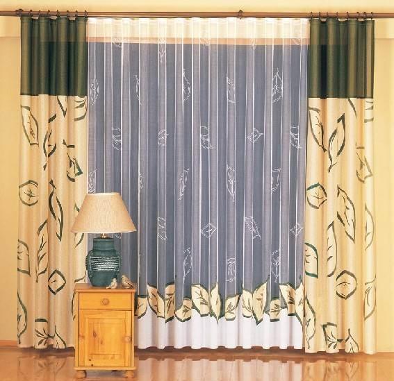 Ткани для штор и занавесок