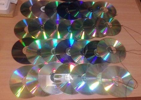 старые диски