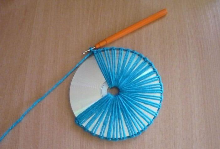 обвязка для диска