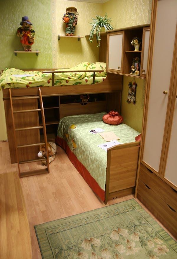 Мебельный комплекс в общую комнату