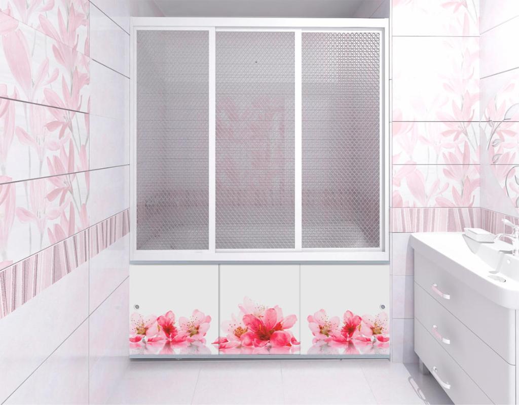 Шторки для ванной, пластиковые и стеклянные, разноцветные и однотонные — все они включают единую функцию, направленную на защиту помещения от брызг