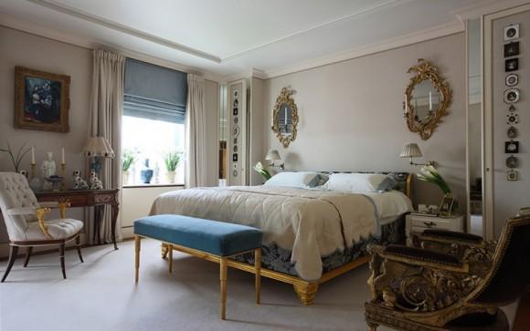 шторы фото спальни