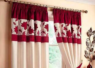 Карнизы и шторы в интерьере