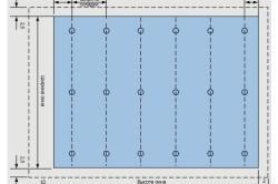 Схема римских штор своими руками