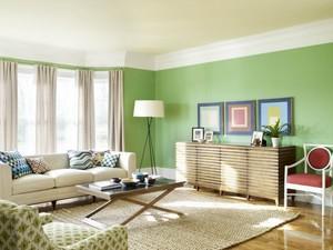 Как сочетается зеленый цвет