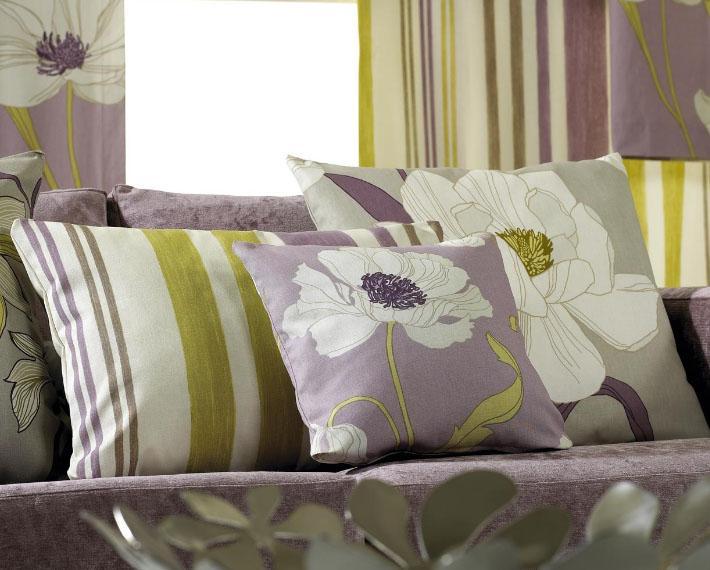 Сочетание цветов: шторы в цвет обоев— варианты хорошего дизайна