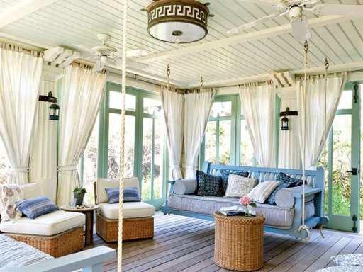 Традиционные шторы