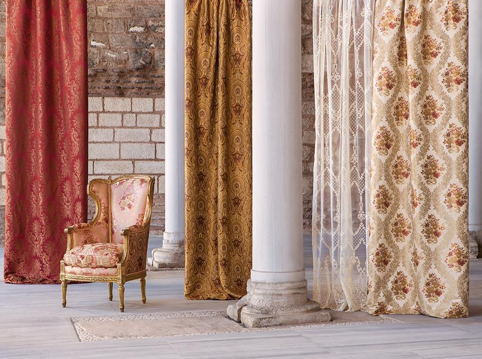 Ткани для гостиной Турция