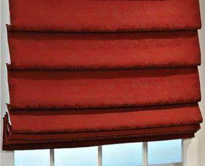 Римские шторы на окна 2