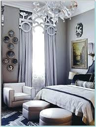 маленькая спальня в холодных цветах