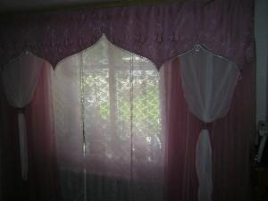 Страшные шторы