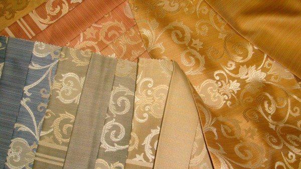 Выбор ткани – нелегкая задача