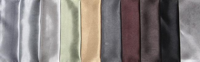 Ткани black out тройного плетения