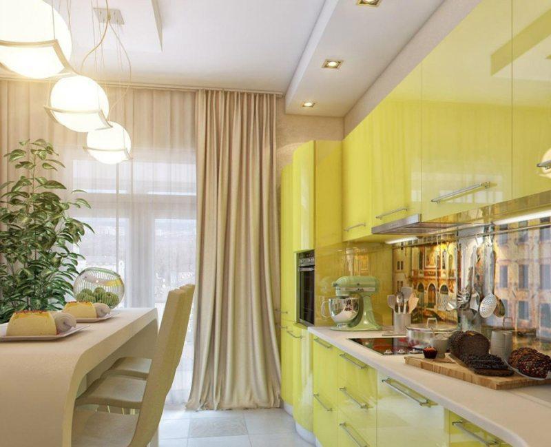 Желтая кухня (12)
