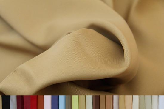 Цвет ткани для штор блэкаут