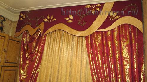 самые красивые шторы