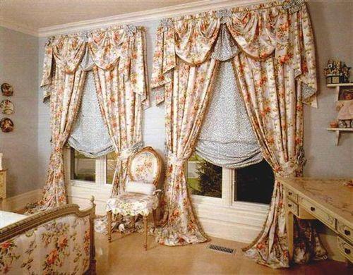 Выбираем лондонские шторы
