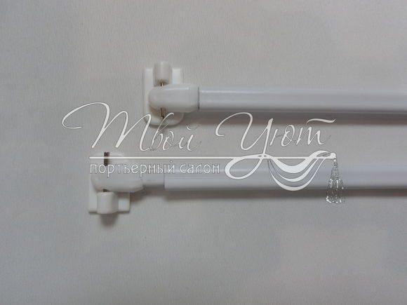 Миникарнизы телескопические ПДЗСО с кронштейнами