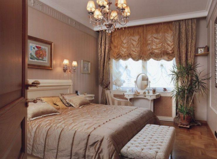 Окно в спальне 8