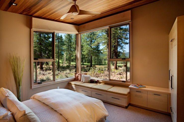 Окно в спальне 32