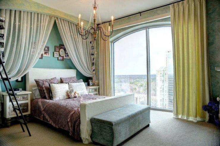 Окно в спальне 11