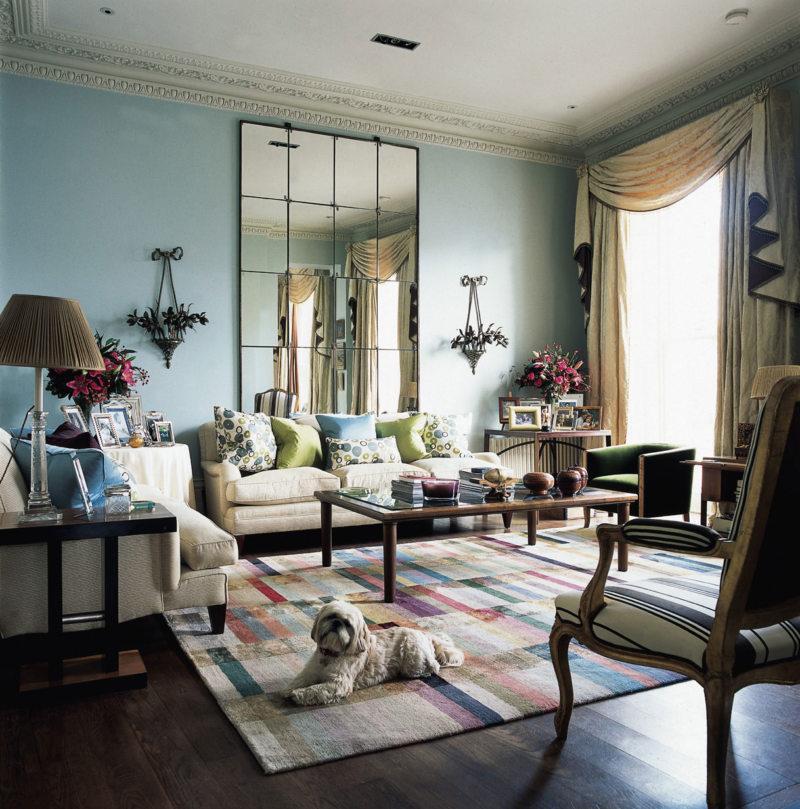 Classic Interior Design Layout