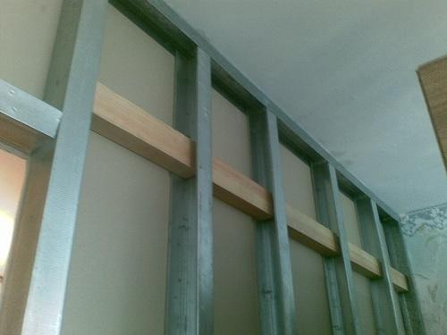 деревянная закладная